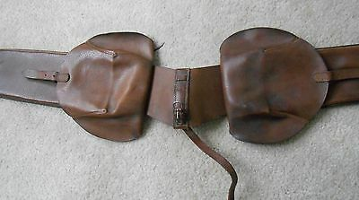 Antique Leather Calvalry Holsters-C1900