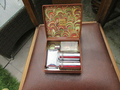 Vintage mens travelling kit by Dooney and Bourke 1972