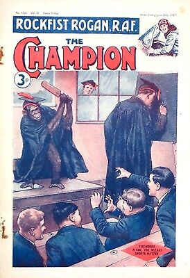 CHAMPION - 28th JUNE 1947 (27 June- 3 July) RARE 70th BIRTHDAY GIFT !! VG+ eagle