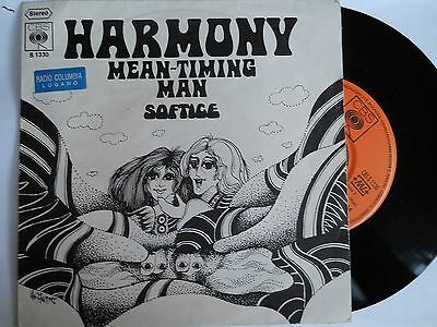 """SOFTICE - """" Harmony /Mean-timing man """"  - 7"""""""