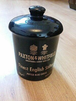 Paxton and Whitfield Ltd glazed stoneware pot and lid