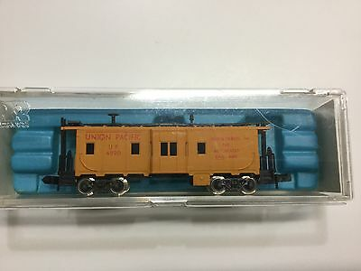 N Scale Union Pacific Caboose