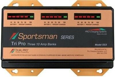 Dual Pro Sportsman SS3 Battery Charger