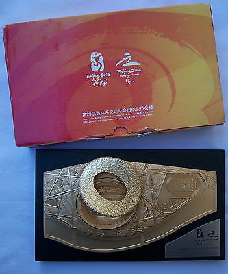 Orig.Miniatur Stadium model   Olympic Games BEIJING 2008 / in Box !! EXTREM RARE
