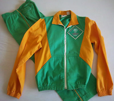 Orig.Track suit   Olympic Games LOS ANGELES 1984 - Off.Staff Uniform  !!  RARITY