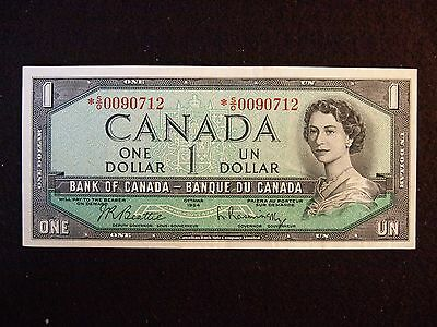 1954 $1 replacement bank of canada *SO0090712