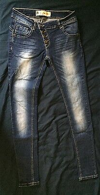 Jean slim taille 36