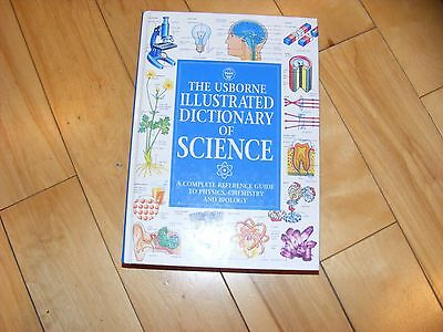 L@@k Usborne Illustrated Dictionary Of Science
