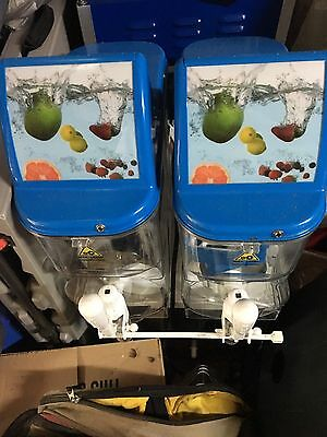 Slushie Machine 2 Bin Commercial Used. Works Great. Make $