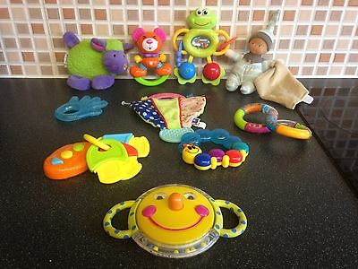 Bundle Of Rattles, Teethers Toys