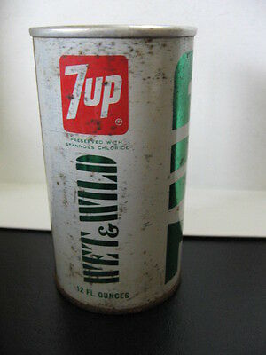 7Up Soda Can Wet & Wild