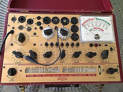 Hickok 800A - Nice Working Tube Tester