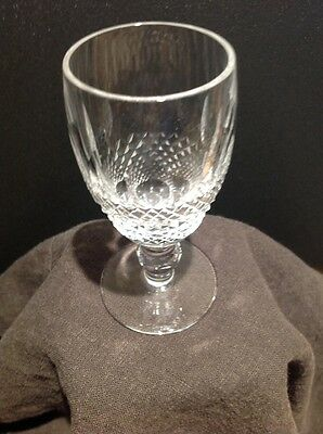 Waterford crystal 'Colleen' sherry glasses
