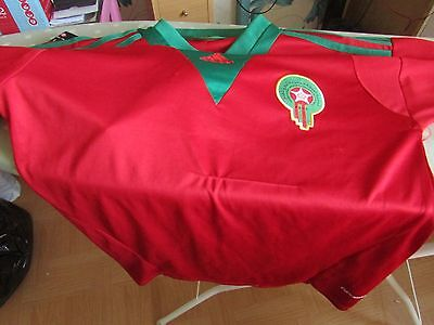Morrocco Football Shirt