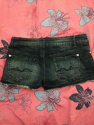 ladies denim shorts bundle size 10 2 items