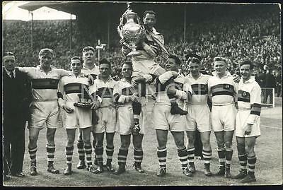 BRADFORD NORTHERN - Winners of Rugby League, Challenge Cup, WEMBLEY - 1949