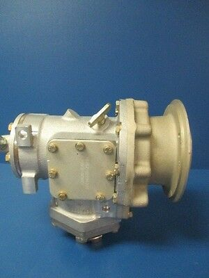 Midwest Gear & Tool Right Angle BFV 600 HP Gear Box Drive, 12358981