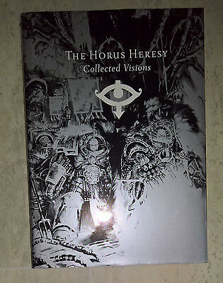 The Horus Heresy - Collected Visions (Artbook)