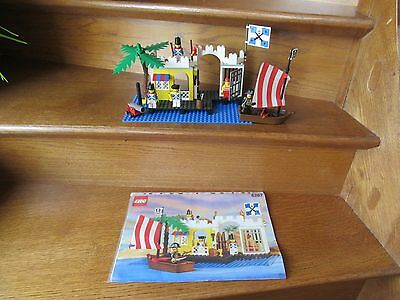 Lego 6267 Pirates  Lagoon-Up 1991 complet