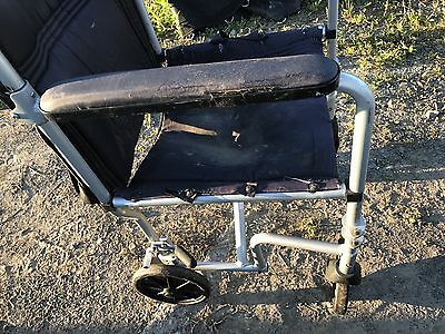Carex Wheelchair Wheels Frame Need Parts ?
