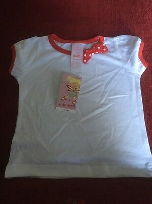 New Girls Top Age 12-18 Months