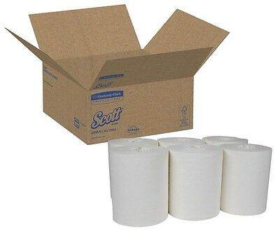 "Kimberly Clark Scott 01061 Paper Towel Center Pull 8"" X 15"" Roll Case of 6"