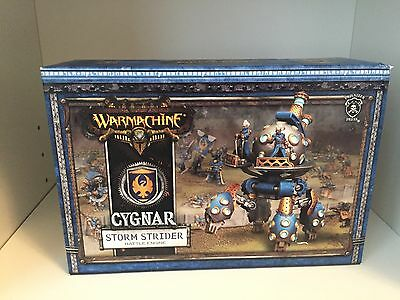 Giant Warmachine Cygnar Army