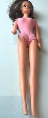 "vintage 11.5"" petra von plasty doll swim suit no shoes"