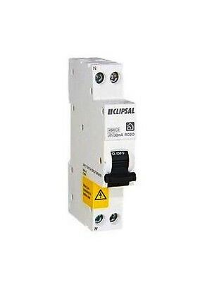 Clipsal Offer Single Module RCBO 2 Pole RCBE 220/30S 240V 4.5kA 20A