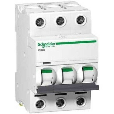 Schneider Electric Offer Acti9 iC60N 3P 6KA C Curve Miniature Circuit breaker