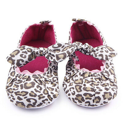 Infant Toddler Baby Boy Girl Soft Sole Crib Shoes Sneaker Newborn to 6 Months