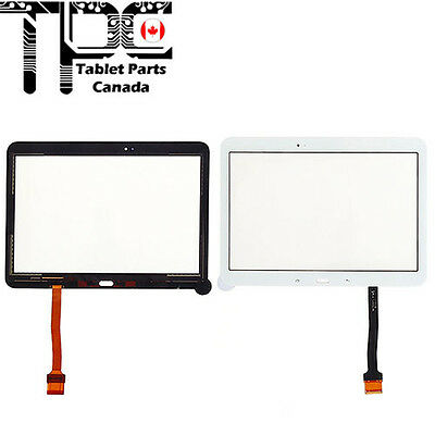 "Samsung Galaxy Tab 4 10.1"" Digitizer Touch Screen SM-T530 SM-T531 SM-T535 White"