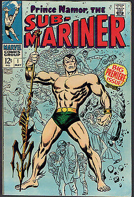 SUB-MARINER  1  FN/6.0  -  1st aquatic issue!