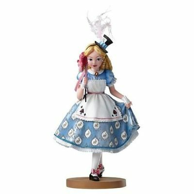 New Enesco Disney Showcase Alice in Wonderland Masquerade