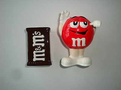 Salt & Pepper Shakers:  Collectible M&m Characters