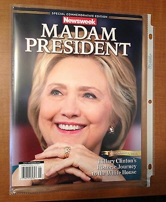 Newsweek Madam President Special Commemorative Issue (Retracted)
