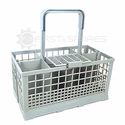 First4spares Compatible Dishwasher Cutlery Basket Dimensions: 240L x 140W x 240H