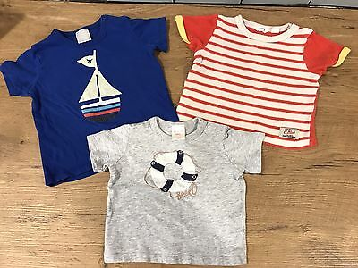 Seed & Country Road Baby Boys Tees - Size 00 (3- 6 Month)