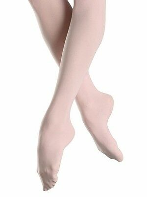 Bloch Endura Footed Tights #T0921 Ballet Jazz Tap Dance Various Colors & Sizes