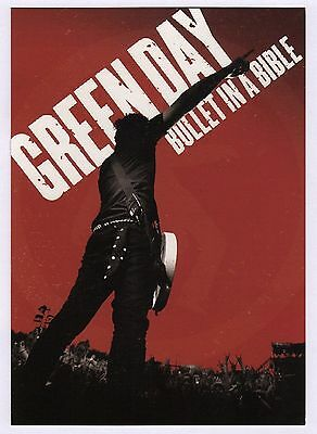 15x Green Day: Bullet in a Bible - Postcard (Lot of 15 Postcards)