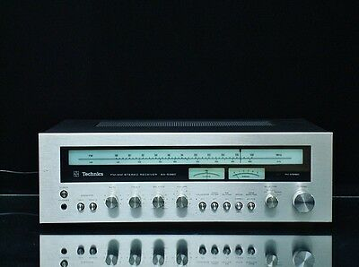 Amplificador Receiver TECHNICS SA-5360 -una joya del audio