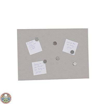 Top Star Tg: 50 X 35 X 1.5 Cm Argento Topstar Magnettafel Nuovo