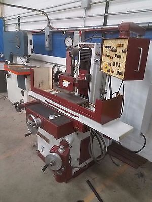Chevalier Surface Grinder Fsg-3A818 Manual Operated