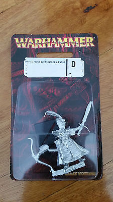 Warhammer Age of Sigmar - Games Workshop direct High Elf Lord OOP rare
