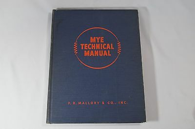 1942 Mye Technical Manual 2nd Printing Loud Speaker Design And Application