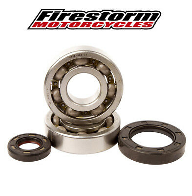 Ktm Ktm450 Crankshaft Crank Main Bearing & Seal Kit 2008 - 2009 450 Xc Atv