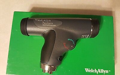 New Welch Allyn 11810 Panoptic Opthalmoscope