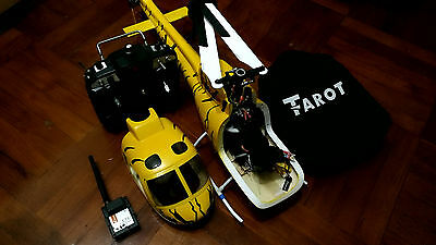 AS350 Tiger Clone Trex450 Radio-controlled Helicopter RTF