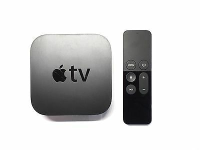 Apple TV 4th Generation 32GB Digital 1080p HD Media Box Streamer HDMI Wi-fi