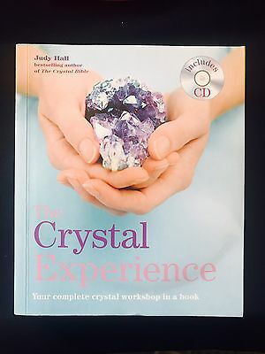 Crystal Experience Judy Hall Book Workshop CD Meditation Music Journaling Reiki